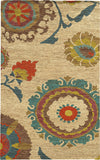 Tommy Bahama Valencia 57710 Beige Area Rug
