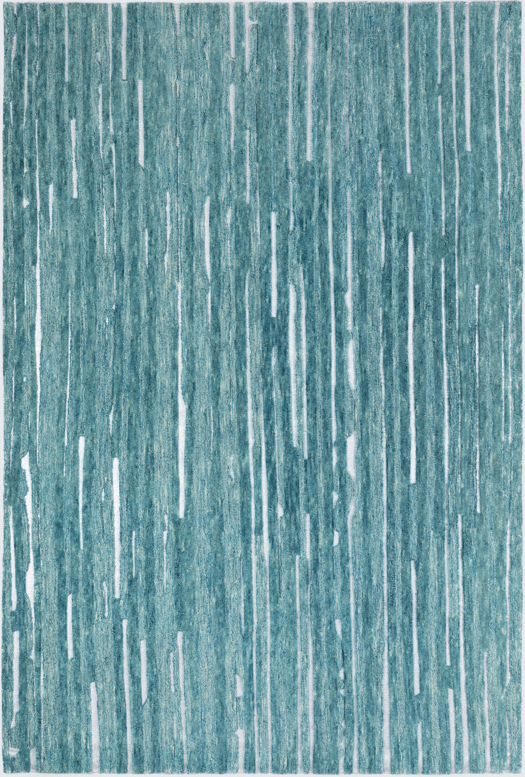Dalyn Vibes VB1 Teal Area Rug main image