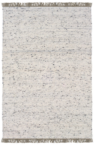 Linon Verginia Berber RUG-VE211 Natural/Black Area Rug main image