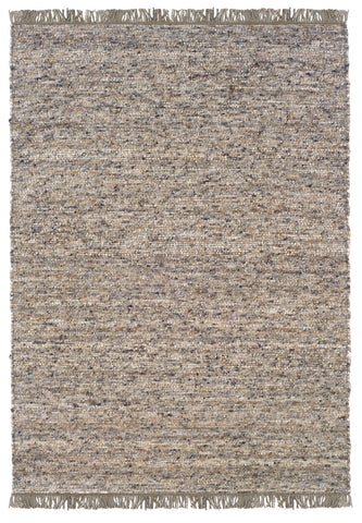 Linon Verginia Berber RUG-VE225 Dark/Natural Area Rug main image