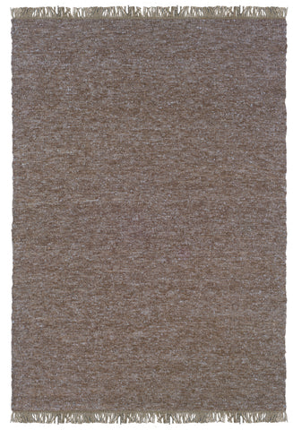 Linon Verginia Berber RUG-VE502 Brown/Blue Area Rug main image