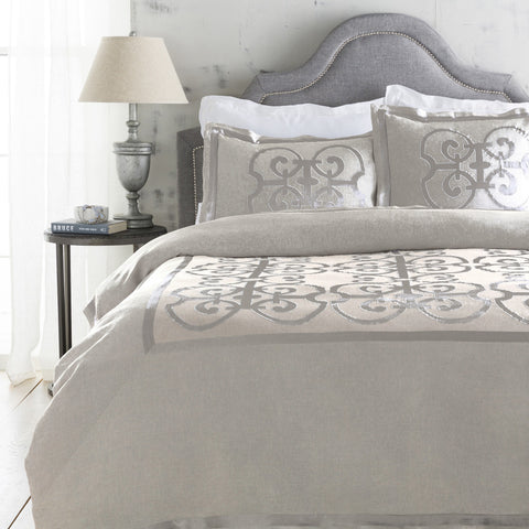 Surya Versaille VER-6005 Neutral Bedding