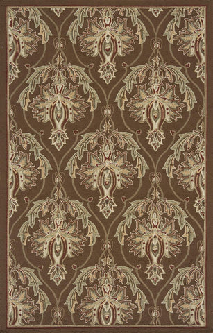 Momeni Veranda VR-15 Brown Area Rug main image