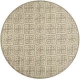 Momeni Veranda VR-22 Taupe Area Rug Close up
