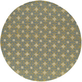 Momeni Veranda VR-26 Yellow Area Rug Close up
