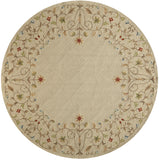 Momeni Veranda VR-28 Beige Area Rug Close up