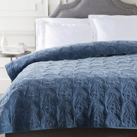 Surya Vienna VIE-2001 Blue Bedding
