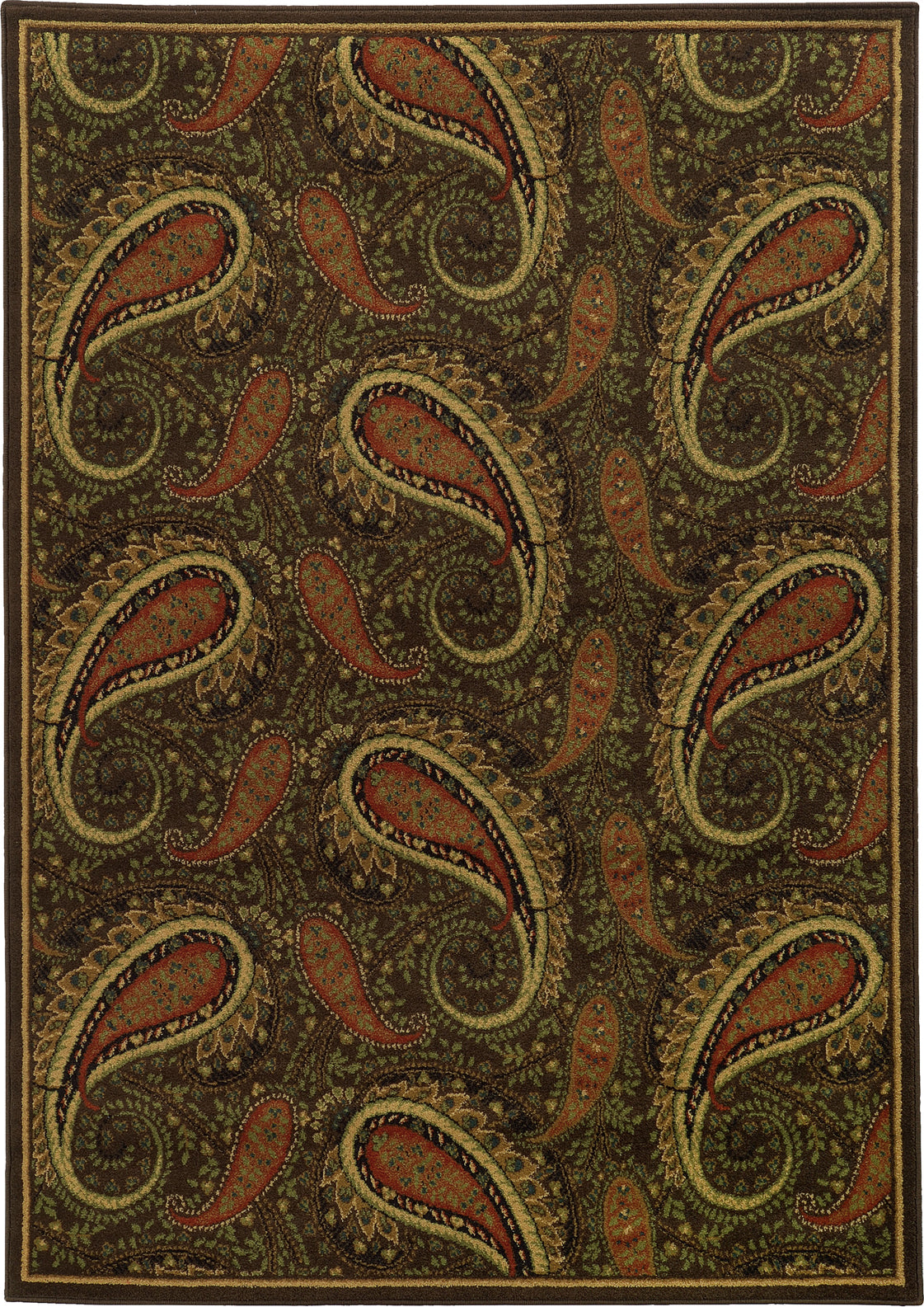 Tommy Bahama Villa 5586D Brown Area Rug main image