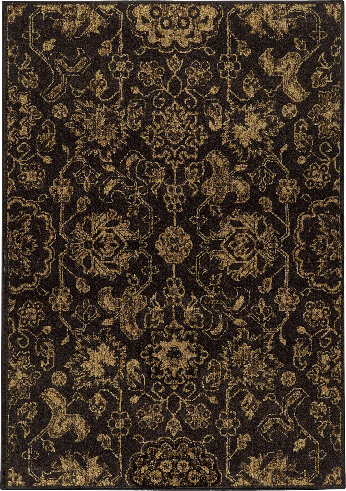 Tommy Bahama Villa 5842C Brown Area Rug main image