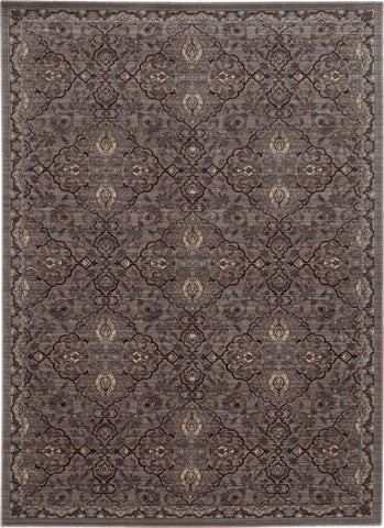 Tommy Bahama Vintage 5509D Brown Area Rug main image