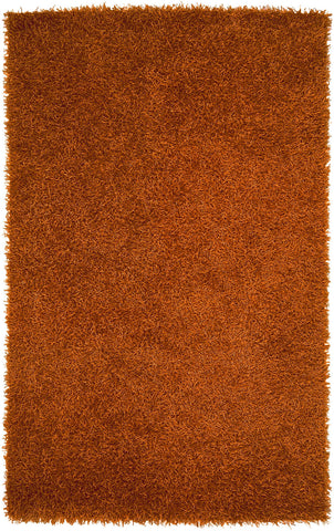Surya Vivid VIV-804 Burnt Orange Area Rug main image