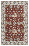 Rizzy Valintino VN9447 Rust Area Rug