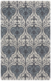 Rizzy Valintino VN9493 Blue Area Rug