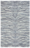 Rizzy Valintino VN9649 Light Gray Area Rug