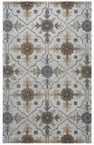 Rizzy Valintino VN9656 Taupe Area Rug