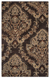 Rizzy Volare VO1680 Brown Area Rug