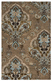 Rizzy Volare VO1683 Brown Area Rug