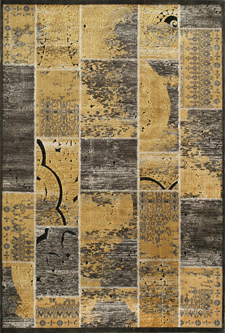 Momeni Vogue VG-01 Gold Area Rug main image