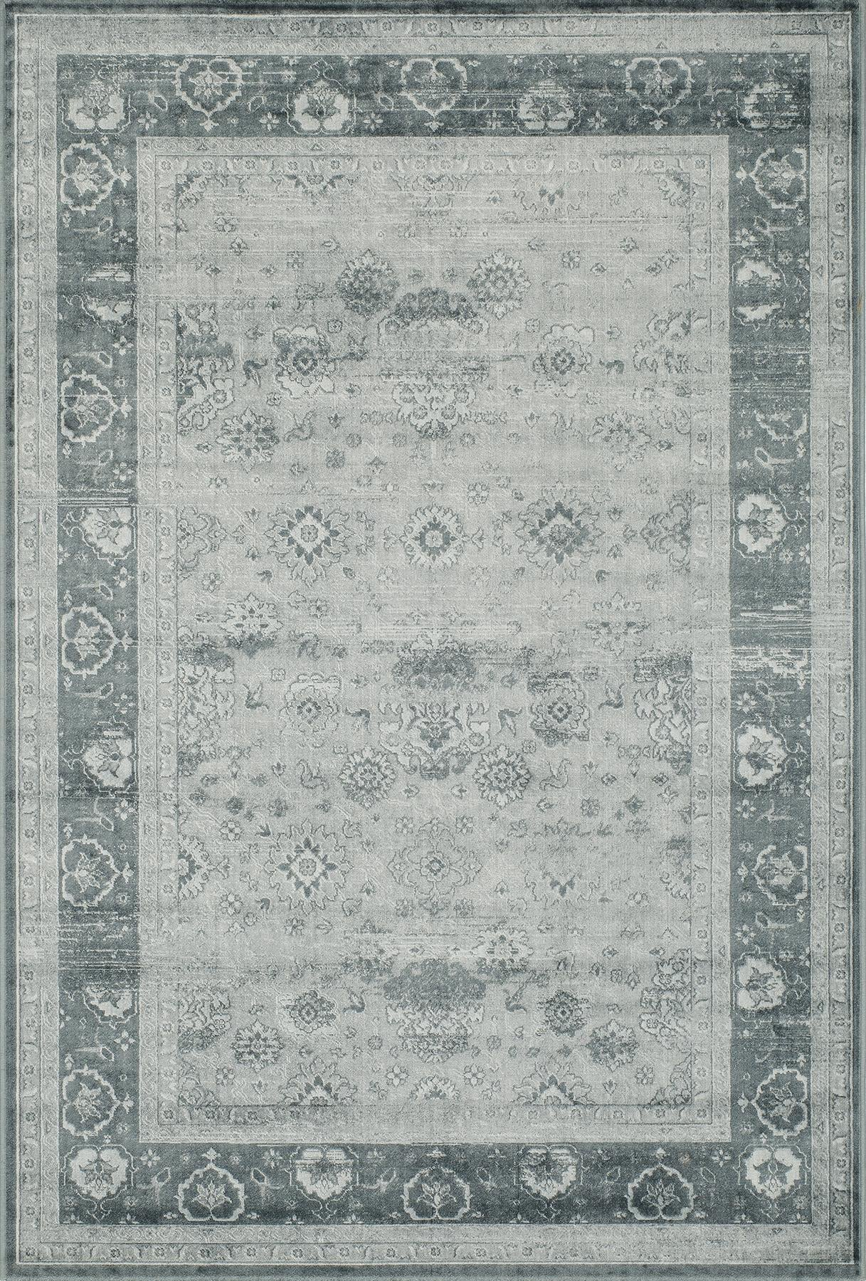 Momeni Vogue VG-05 Blue Area Rug main image