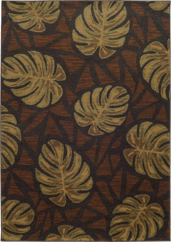Tommy Bahama Voyage 091p0 Green Area Rug Incredible Rugs