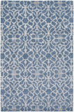 Waldorf WAR-1003 Blue Area Rug by Surya
