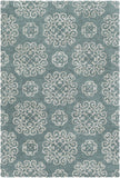 Waldorf WAR-1010 White Area Rug by Surya