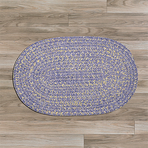 Colonial Mills West Bay WB11 Amethyst Tweed Area Rug main image