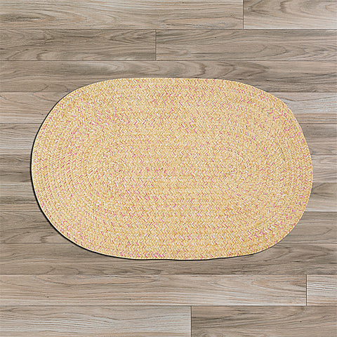 Colonial Mills West Bay WB31 Banana Tweed Area Rug main image