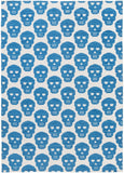 Surya Wicked WCK-2001 Bright Blue Area Rug