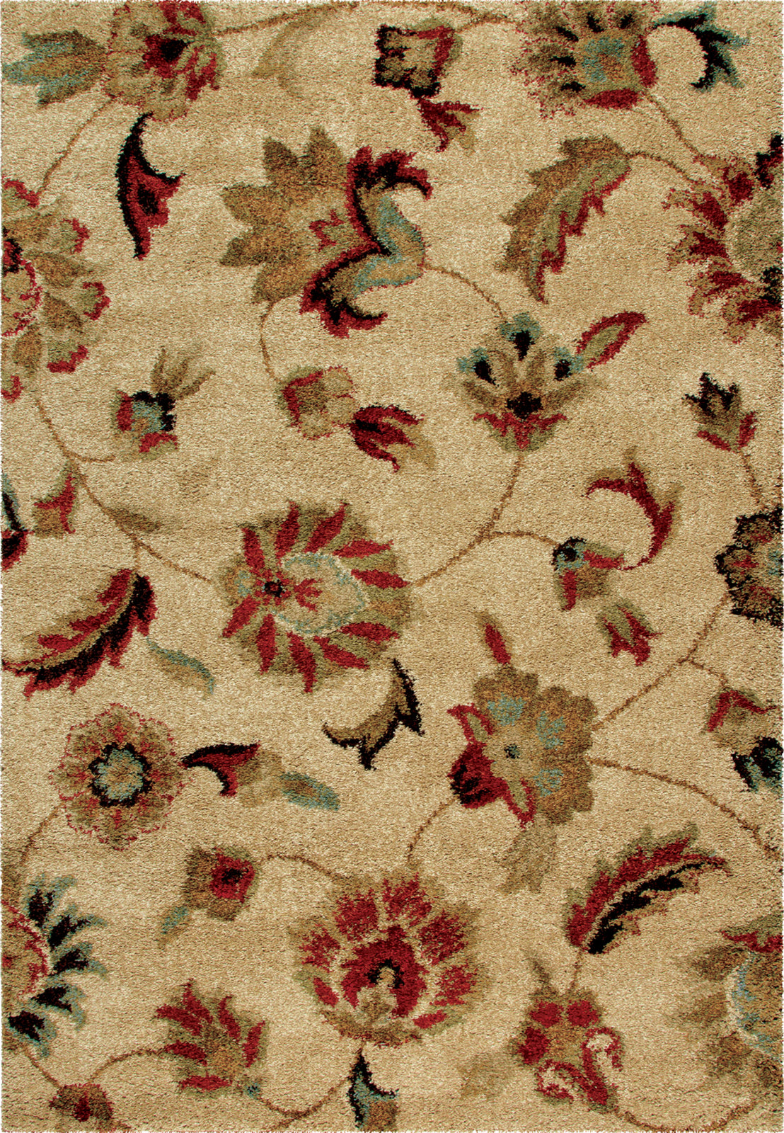Orian Rugs Wild Weave London Bisque Area Rug by Palmetto Living main image