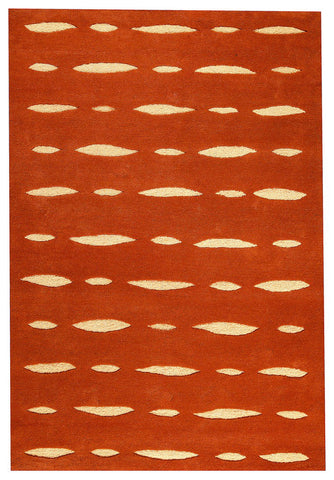MAT Catena Wink Orange Area Rug main image
