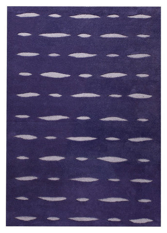 MAT Catena Wink Blue Purple Area Rug main image