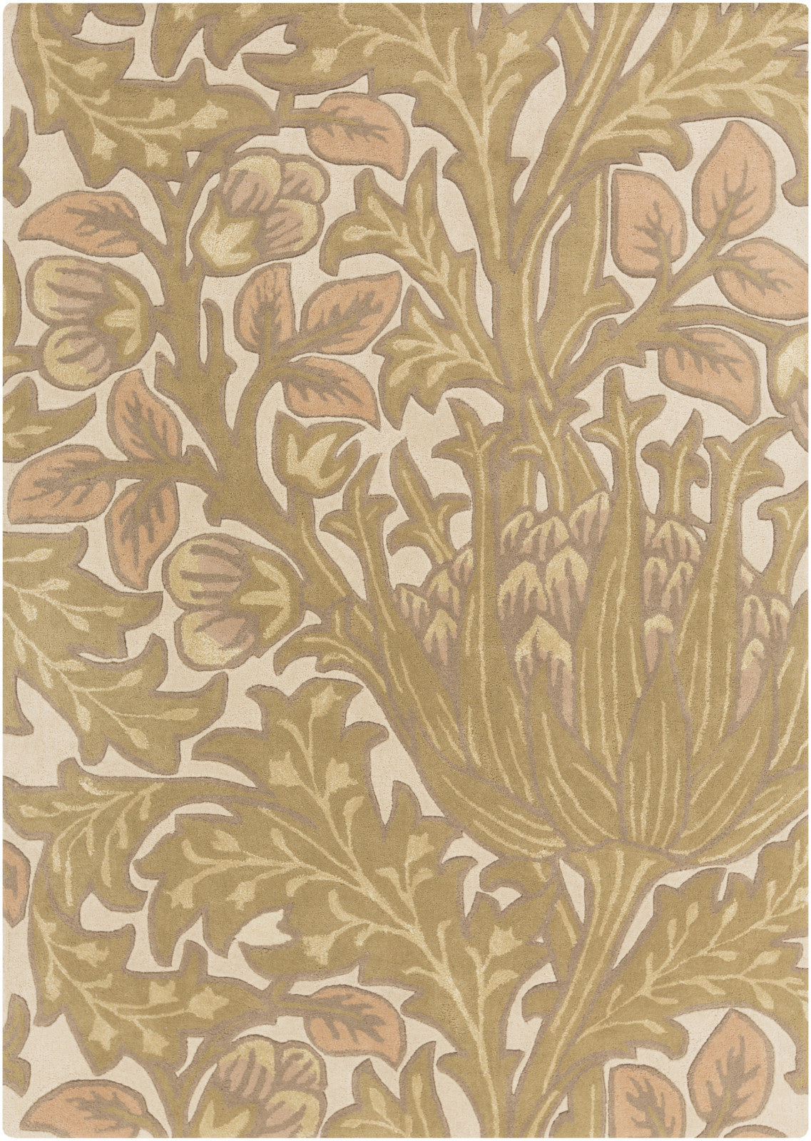 Surya WLM-3005 Area Rug by William Morris