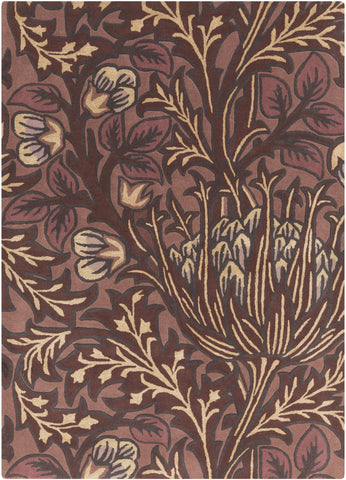 Surya WLM-3006 Area Rug by William Morris