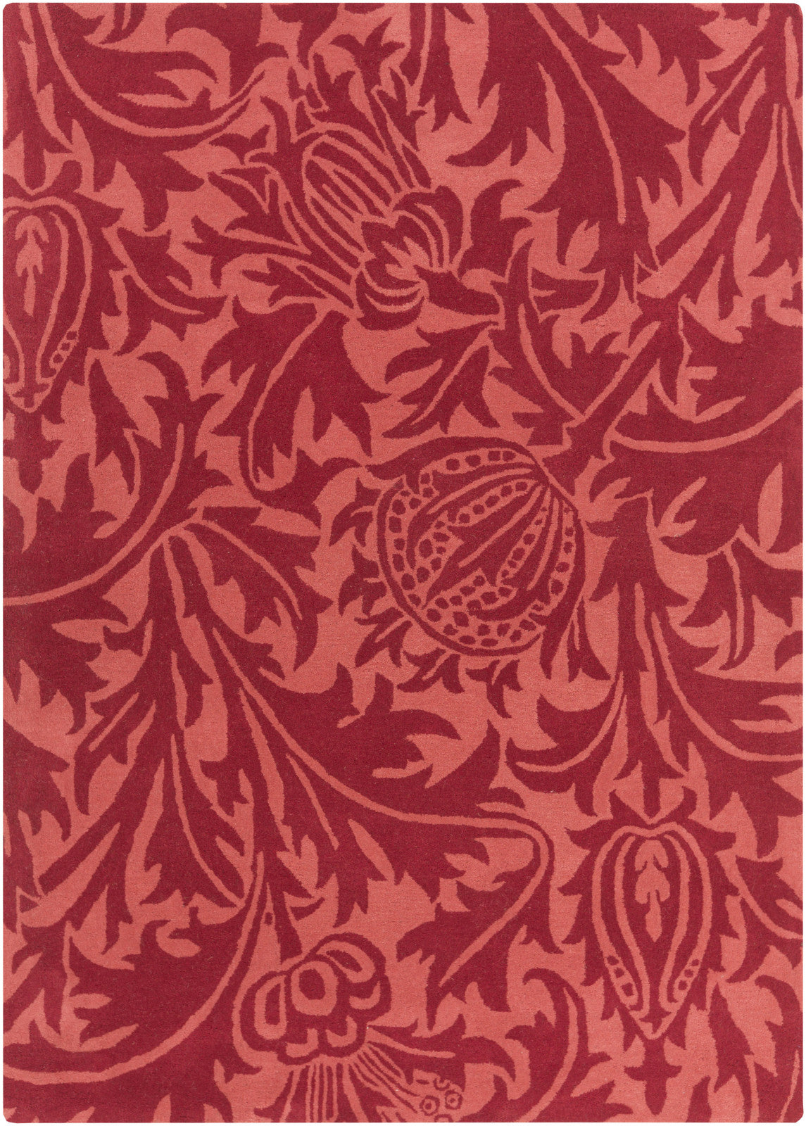 Surya WLM-3007 Area Rug by William Morris