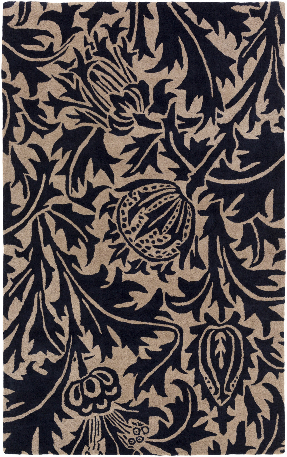 Surya WLM-3008 Area Rug by William Morris