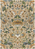 Surya WLM-3010 Yellow Area Rug by William Morris main image