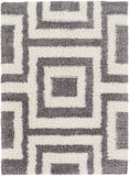 Winfield WNF-1004 Gray Area Rug by Surya
