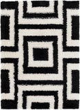 Winfield WNF-1005 Black Area Rug by Surya