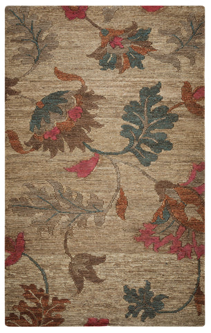 Rizzy Whittier WR9620 Natural Area Rug