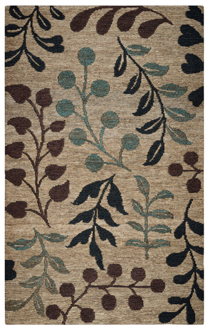Rizzy Whittier WR9626 Natural Area Rug