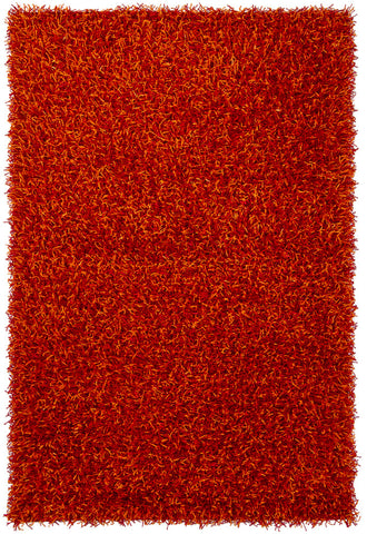 Chandra Zara ZAR-14510 Red/Orange Area Rug main image