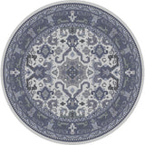 Zeus ZEU-7828 White Area Rug by Surya