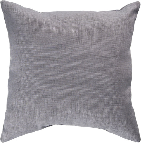 Surya Storm Stunning Solid Cover ZZ-406 Pillow