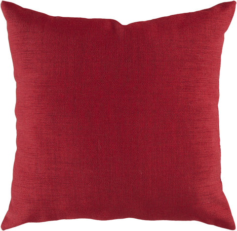 Surya Storm Stunning Solid Cover ZZ-407 Pillow