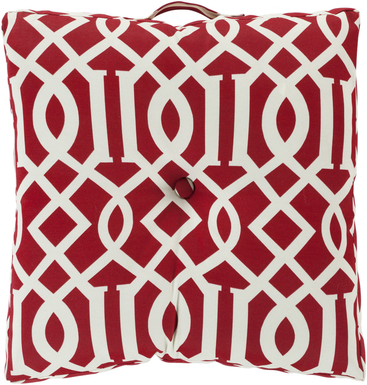 Surya Storm Radiant Roman Numeral ZZ-416 Pillow main image