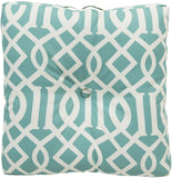 Surya Storm Radiant Roman Numeral ZZ-417 Pillow