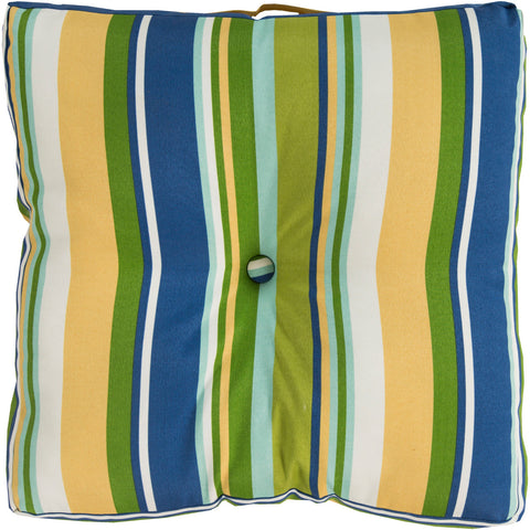 Surya Storm Multi-Dimensional Stripe Cover ZZ-423 Pillow