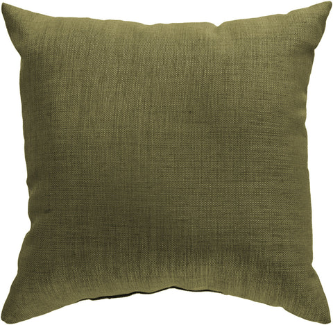 Surya Storm Stunning Solid Cover ZZ-429 Pillow