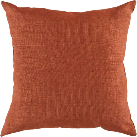 Surya Storm Stunning Solid Cover ZZ-431 Pillow